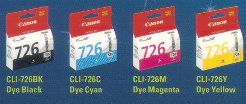 CANON INK CARTRIDGE 726