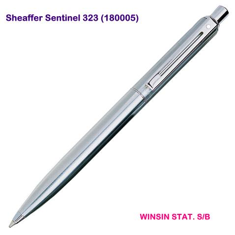 SHEAFFER SENTINEL BALL PEN 323 CHRM CT