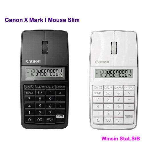 CANON MARK 1 MOUSE with CALCULATOR