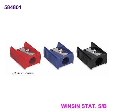 FABER-CASTELL SHARPENER CLASSIC SINGLE HOLE