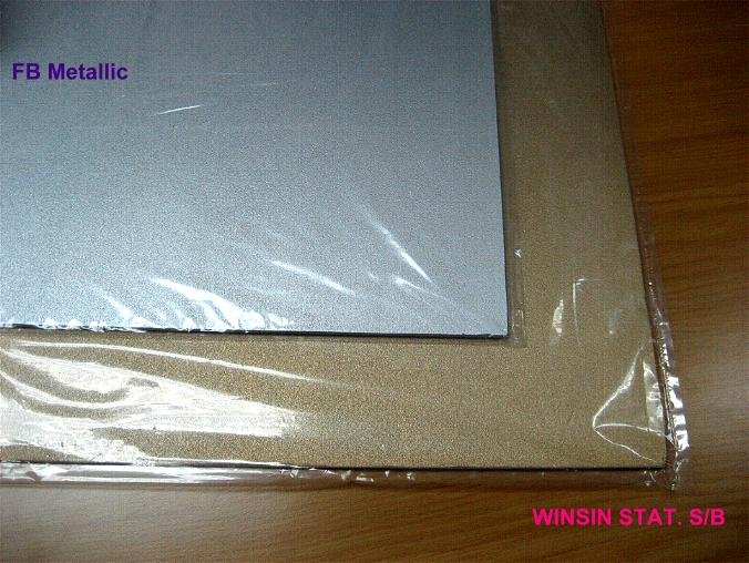 FOAM BOARD METALLIC COLOUR 2' X 3' (Feet) X 0.5cm