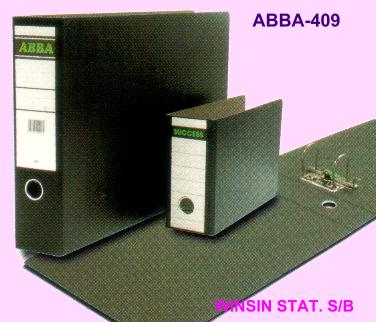 ABBA OBLONG ARCH FILE 3 INCH 409 (A3)